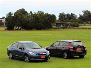 All New Subaru Impreza ya está en Chile