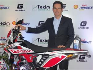 Shell Advance, presente en el paseo enduro Moto Racing