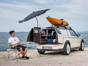 MINI Camper Concepts, los autos ideales para acampar