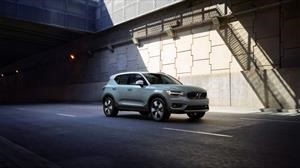 Volvo ya produce el XC40 en China