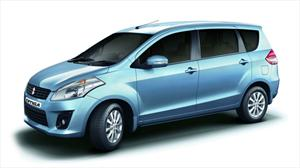 Suzuki Ertiga 2013, un modelo sólo para Asia
