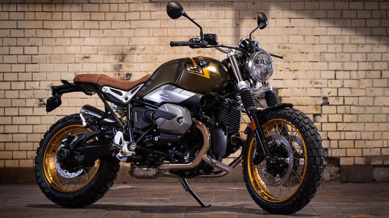 BMW Motorrad actualiza con más electrónica a la espectacular R nineT
