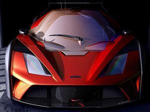 KTM X-Bow GT4, con más de 300 hp