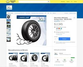 Michelin lanza su plataforma de ventas on-line