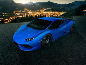 Lamborghini Huracán N-Largo por Novitec Torado domina 860 hp