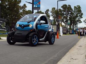 Manejamos el Renault Twizy 100% eléctrico