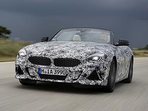 Cada vez más cerca la nueva generación del BMW Z4
