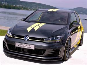 Volkswagen GTI Dark Shine ¿te son suficientes 390 hp?