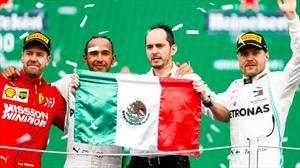 ¿Será el GP de México de 2019 el quinto mejor evento del año de la F1?