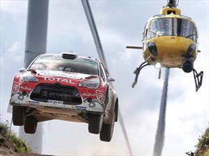 WRC Portugal 2016: victoria de Meeke y Citroën