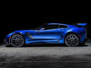 Genovation GXE es un Corvette eléctrico con más de 800 hp