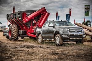 Ford en Expoagro 2017