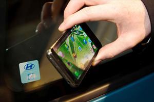Hyundai usará smartphones como llaves