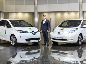 Renault-Nissan se enchufa con las ventas