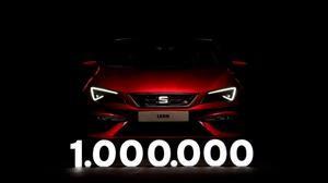 El SEAT León alcanza el millón de unidades