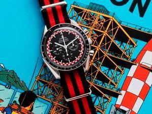 Omega Speedmaster Tintin, un cronógrafo de aventura