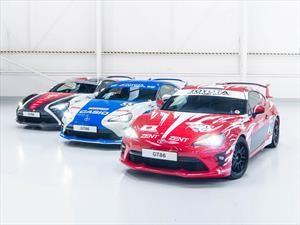 Toyota lanza tres modelos para celebrar Le Mans