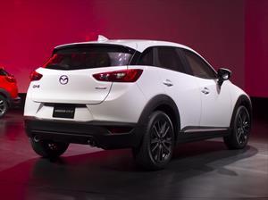 Mazda CX-3 2016, el nuevo integrante de la familia