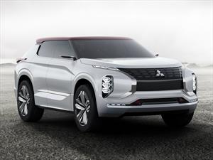 Mitsubishi GT-PHEV Concept, alta eficiencia
