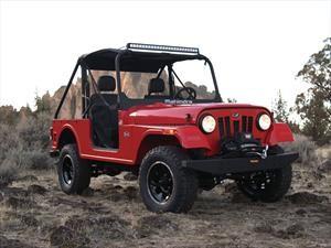 Mahindra Roxor, una opción accesible para quien busca un Jeep