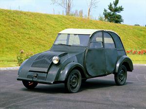 Retro Concepts: Citroën TPV