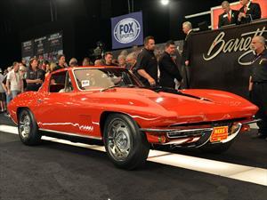 Subastan un Chevrolet Corvette L88 1967