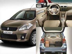 Nuevo Suzuki Ertiga, el vehículo familiar de bajo costo