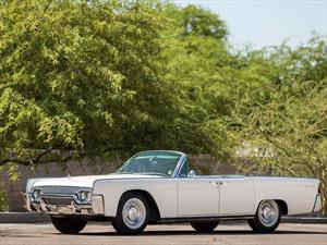A subasta el Lincoln Continental Convertible 1961 de Jackie Kennedy