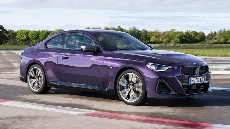 BMW Serie 2 Coupé 2022, más atrevido y menos purista