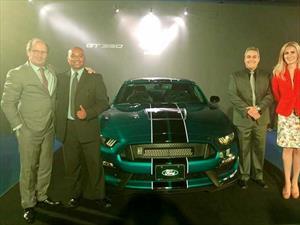 Shelby GT350, Ford Explorer Sport y Fusion Hybid, los invitados especiales a Milllesime 2016