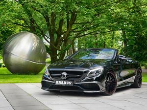 Brabus 850 Biturbo 6.0, un escalofriante Mercedes-AMG S63 Cabriolet
