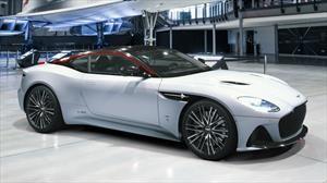Aston Martin DBS Superleggera Concorde 2020, homenaje al mítico avión supersónico
