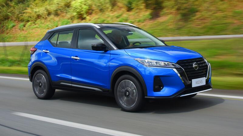Nuevo Nissan Kicks está en Argentina, gama, precios y toda la info del SUV.