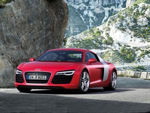 Audi actualiza al R8
