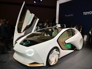 Toyota Concept-i, se presenta