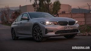 Probando el BMW Serie 3 2020