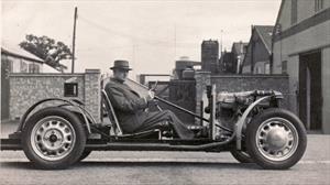 Morgan despide al chasis más antiguo del mundo