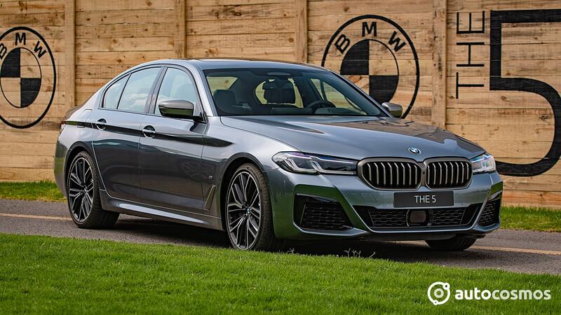 BMW Serie 5 se renueva en Chile para el 2021