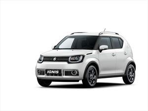 Suzuki Ignis 2017, un mini crossover urbano