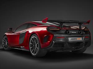 McLaren 650MSO HS: bestia salvaje