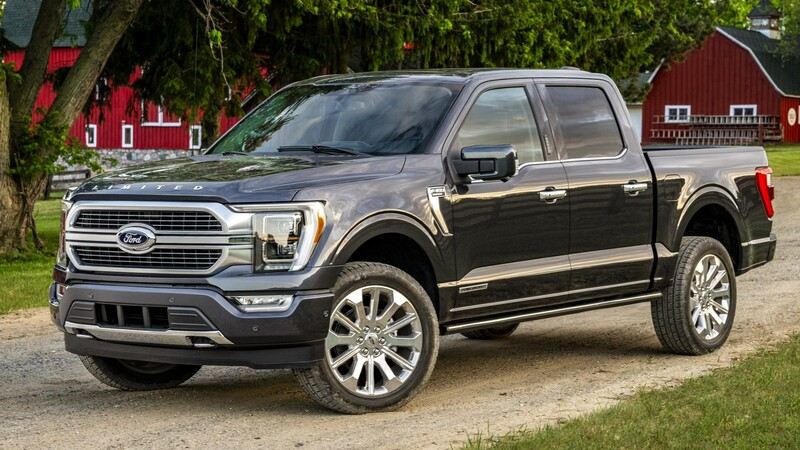 Ford F-150, la pick-up del año en Estados Unidos y Canadá