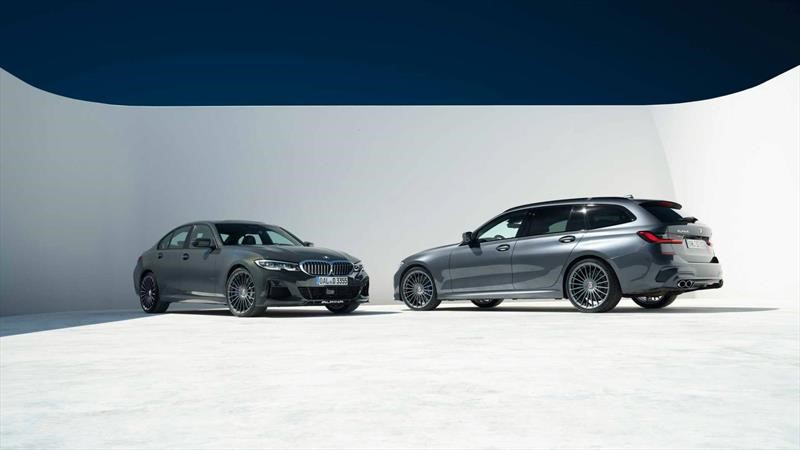 Alpina D3 S: el deportivo diésel de ensueño