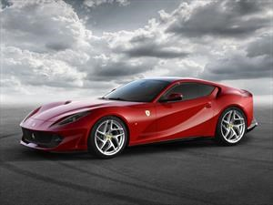 Ferrari 812 Superfast, V12 que ya sorprende a todos