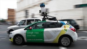 Los autos de Google Street View han recorrido más de 10 millones de millas