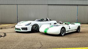 Porsche Boxster Bergspyder se presenta