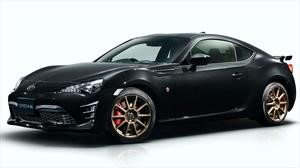 Toyota GT86 Black Limited 2020 debuta