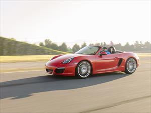 Porsche Boxster S , manejamos la nueva generación en la pista