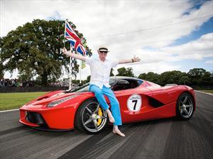 Chris Evans es el nuevo presentador de Top Gear