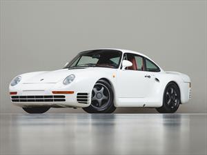 Porsche 959 Canepa Design debuta
