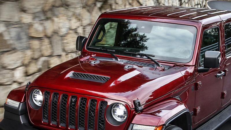 Jeep usará la tecnología Gorilla Glass para los parabrisas del Wrangler y el Gladiator